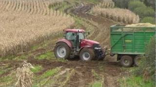Download Maize 2011 - Tractors in Trouble! + Two Foragers Together! Video