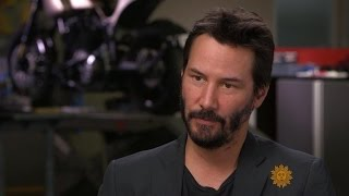 Download Keanu Reeves' passion for motorcycles Video