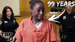 Download Top 10 Teenagers Freaking Out After A Life Sentence - Part 2 Video
