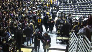 Download Alabama State University Commencement Expercises Fall (2017) Video