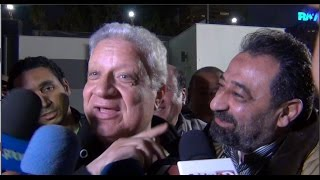 Download مجدي عبد الغني يقتحم حوار مرتضى منصور مع الصحفيين Video