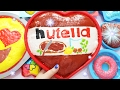 Download GIGANTE SQUISHY NUTELLA! Scopriamo Le Creazioni in FIL SOFT(SQUISHY)#14 Video