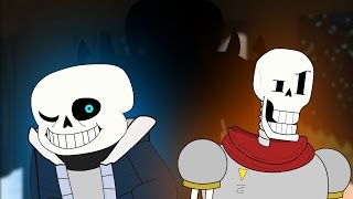 Download Skeletons and... a human? (Undertale Parody Animation) Video