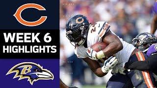 Download Bears vs. Ravens | NFL Week 6 Game Highlights Video