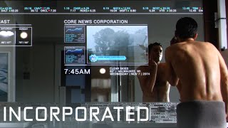 Download INCORPORATED | The Technology of 2074 | SYFY Video