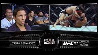Download The Ultimate Fighter Finale: Joe Benavidez Full Blast - Johnson vs Cejudo Video