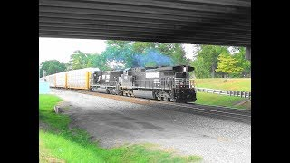 Download NS 26A running LHF Southern style Video