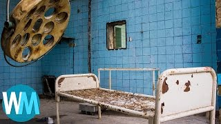 Download Top 10 Photos of Abandoned Places That Will CREEP YOU OUT Video