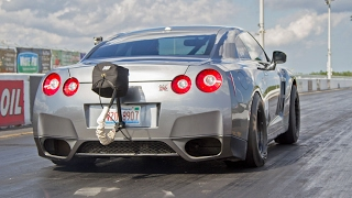 Download 1800HP Alpha16 GTR Record - Holy FAST! Video