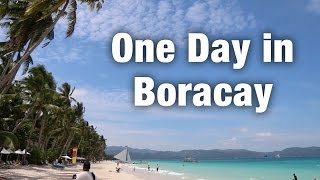 Download One Incredible Day in Boracay Video