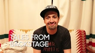 Download Tales from Backstage: Lin-Manuel Miranda's Final ″Hamilton″ Performance Video