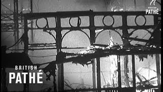 Download Crystal Palace Fire Aka Great Fire Destroys Crystal Palace (1936) Video