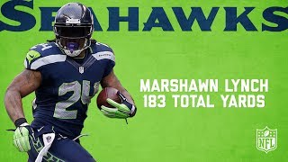 Download Marshawn Lynch Highlights from 183-Yard NFC Championship Game | Packers vs. Seahawks (2014) | NFL Video
