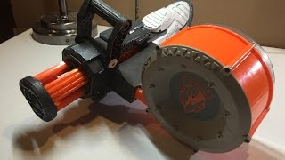 Download The DEATH STINGER - Nerf Mag-fed Dart Zone Scorpion OVERMOD Video