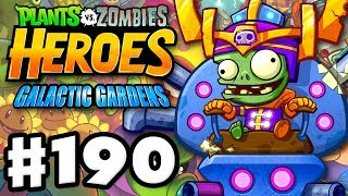 Download NEW HERO! Huge Giganticus! - Plants vs. Zombies: Heroes - Gameplay Walkthrough Part 190 Video