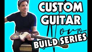 Download Let's Make A Custom Guitar! | Novo Guitars Build Series - Ep.1 | Guitar Vlog Video