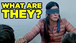 Download BIRD BOX Monsters Explained! Deleted Scene & Details You Missed! Video