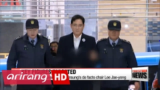 Download Independent counsel consider requesting arrest warrant for Woo Byung-woo following Samsung vice ch Video