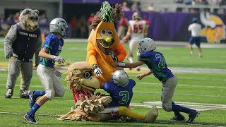 Download Highlights From Sunday's Mascot Game Video