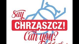 Download Say ″chrząszcz″ - Polish language challenge! Video