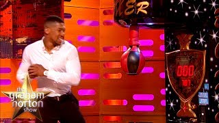 Download Anthony Joshua DESTROYS Punching Bag Record! | The Graham Norton Show Video