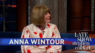 Download Anna Wintour's Favorite Outfits From The 2018 Met Gala Video