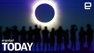 Download NASA jets are chasing the solar eclipse | Engadget Today Video