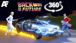 Download Back to the Future [360° Video] || 4 Minutes as Marty McFly Video