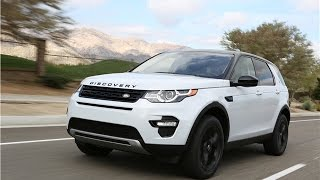 Download Land Rover Discovery Sport 2017 Car Review Video