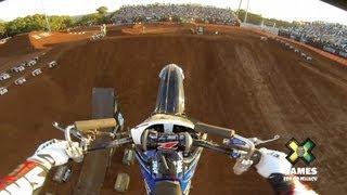 Download GoPro: Taka Higashino Moto X Freestyle Gold Run - Summer X Games 2013 Brazil Video