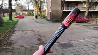 Download Wat is een vuurwerk fakkel ? Red Flame Video