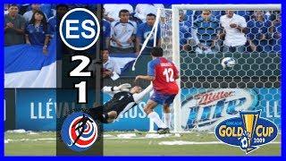 Download El Salvador [2] vs Costa Rica [1] +RADIO : 7.3.2009 : GC/Copa Oro 2009 Video