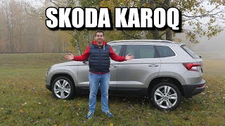 Download Skoda Karoq 1.0 TSI (ENG) - Test Drive and Review Video