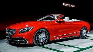 Download 2017 MAYBACH S 650 Cabriolet - DESIGN Video