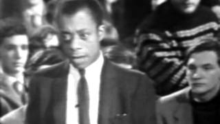 Download James Baldwin Debates William F. Buckley (1965) Video
