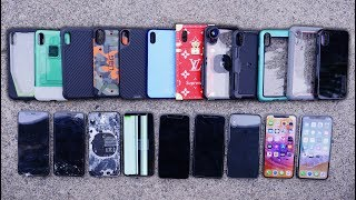 Download Most Durable iPhone X Cases Drop Test 2! Top 12 Video