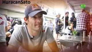 Download Test a Vettel y Webber Video