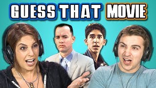 Download ADULTS GUESS THAT MOVIE CHALLENGE: Oscar Winners (REACT) Video