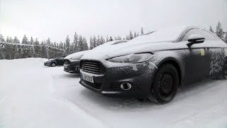 Download Ford Mondeo - Winter Driving Video