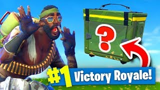 Download The *RANDOM* AMMO Box Challenge In Fortnite Battle Royale! Video