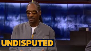 Download Snoop Dogg says Colin Kaepernick needs to choose - football or revolutionary? | UNDISPUTED Video