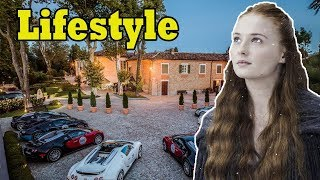Download Sophie Turner (Game Of thrones) Cars, House, Income, Networth Video