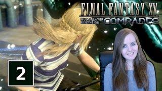 Download Final Fantasy XV Comrades Multiplayer Gameplay - Garulessa Gone Wild Video