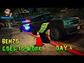 Download GTA 5 - Day 4 - Parking Enforcement with PoliceToolbox - Simulation Sunday Video