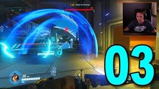 Download Overwatch - Part 3 - DRAGON MASTER! (Hanzo Gameplay) Video