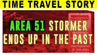 Download Man Attends 'Storm Area 51' And Ends Up In The Past Video