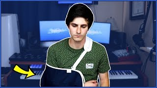Download taking a break from piano. (injury update) Video
