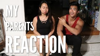 Download MY PARENT'S REACTION WHEN MY SISTER GOT INTO STANFORD. Video