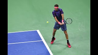 Download Nadal, Anderson, Del Potro, and Carreno Busta Wow at the 2017 US Open Video