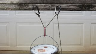 Download How to make a Simple Pulley System for kids - Pulleys Simple Machines Video